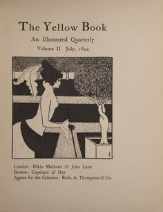 The Yellow Book - july 1894