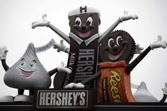Futurists can help almost any industry. Here's a great example of that. The Hershey Company is in the process of hiring a chocolate futurist!