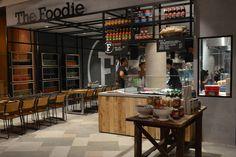 The Foodie by Archizone, Sydney, Australia