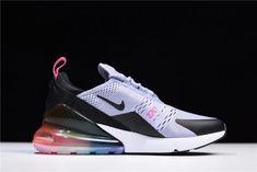 official photos 3249e dd8ec 2018 Nike Air Max 270 Be True Multi-Color AR0344-500 Running Shoes-