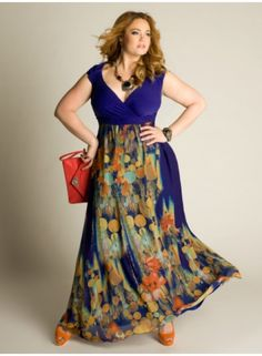 Maxi dress ... I want this one!