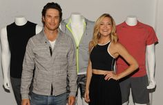 It's no secret of the close relationship between the offspring of Goldie and Kurt. In fact Kate and Oliver have gone into business with each other. Kate announced that Oliver would join her fitness company. Oliver designs and manages the mens activewear division of the company – FL2. The company was launched in 2015 and continues to go from strength to strength. The company gives the duo the ability to combine their love for fashion and fitness.