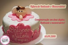 Sweet Cucas and Cupcakes by Rosângela Rolim: Fofura de Mesversário!