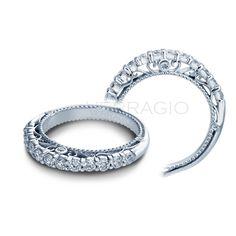 Verragio Venetian Wedding Band Exclusively Sold at Raineri Jewelers