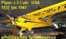 Piper J-3 Cub: Eines der erfolgreichsten Flugzeuge, die jemals gebaut wurtden Nerf, Landing Gear, Airplanes