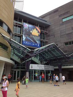 Te Papa Museum Wellington, New Zealand