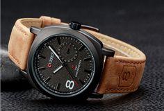 Men's Sport Military Syle Water Wrist Watch
