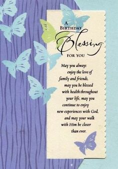 Have A Happy And Blessed Birthday | Birthday shouts ...