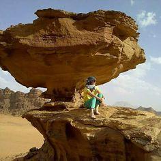 Wadi Rum,Jordanië