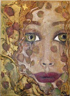 Anne Marie Zilberman peintre = Peinture onirique