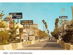Old mall Pomona California, California History, California Dreamin', Great Places, Beautiful Places, San Gabriel, West Covina, Best Memories, Childhood Memories