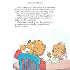 The Berenstain Bears Visit the Dentist: Stan Berenstain,Jan Berenstain: 9780394848365: Amazon.com: Books
