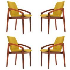 1stdibs.com   Danish Modern Rosewood Dining Chairs by Kai Kristiansen