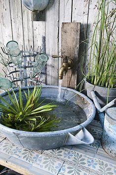 57 idées de mini-jardins d'eau bon marché mais charmantes pour votre jardin #charman , #charman #charmantes #idees #jardin #jardins #marche #votre