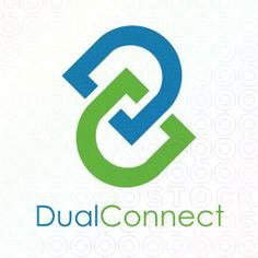 Dual Connect logo. SOLD
