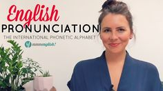 Improve your English Pronunciation!