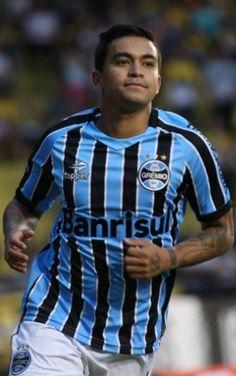 Dudu, jogador do Grêmio