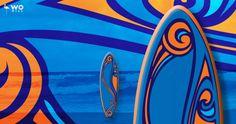 surf board design