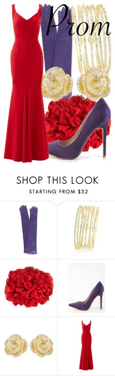 """Jessica Rabbit"" by fabulousgurl ❤ liked on Polyvore featuring Rochas, Franchi, Effy Jewelry, La Petite Robe di Chiara Boni, disneybound and whoframedrogerrabbit"