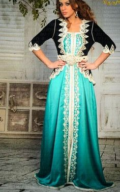 collection caftan 2015