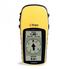 Garmin eTrex: Currently I don't use this. Because of my android smartphone. But I like it so much.