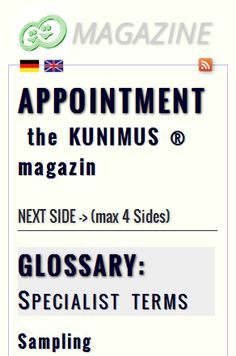 What is Sampling? New posting at http://radio.kunimus.eu/#blog