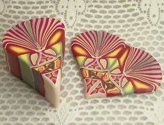 Learn Complex Caning at the Polymer Clay Adventure