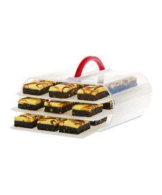 Bakers Sto-N-Go Dessert Carrier