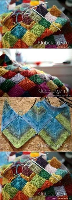 liveinternet.ru Knitted Blankets, Friendship Bracelets, Crochet Projects, Knitting Machine, Tips, Garden, Knit Patterns, Bedspreads, Crocheting