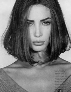 "gabbigolightly: "" Bentornata Christy, Christy Turlington, Vogue Italia, 1989 by Steven Meisel "" why doesn't my hair ever look like this, ditto my face Christy Turlington, Hair Inspo, Hair Inspiration, Thursday Inspiration, Longbob Hair, Hair Colorful, Corte Y Color, Ombré Hair, Girl Hair"