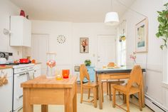 http://www.apartmenttherapy.com/house-tour-a-graphic-designers-colorful-providence-home-241708