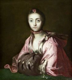 Joshua Reynolds - Mrs Catherine Heywood