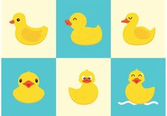 Rubber Duck Vector Free 137662 -  Rubber Duck Vector Free. You can use this vector pack to make your infographics, logo or use it as you want. Hope you enjoy it!  - https://www.welovesolo.com/rubber-duck-vector-free-2/?utm_source=PN&utm_medium=weloveso80%40gmail.com&utm_campaign=SNAP%2Bfrom%2BWeLoveSoLo