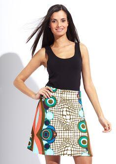 DESIGUAL Sole Rep Skirt $44.99
