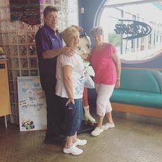 Dave our Bonita springs manager loves our guest!  #MelsDiner #SWFL #American #Restaurant #Diner #Breakfast #Brunch #Lunch #Dinner #DinerFood #Desserts #Drinks