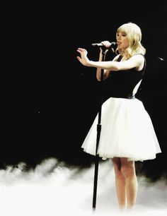 taylor swift | Red Tour it's our dress @brookesmith