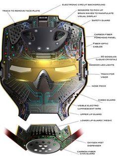 Awesome Iron Man artwork