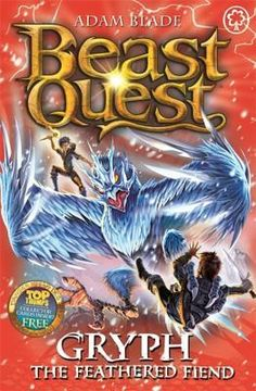 Emperor Jeng and the Evil Witch Kensa have gone in search of the Broken Star - four crystals that can control the weather! But when the Good Beast guarding the first crystal mistakes them for thieves, Elenna and Tom have to fight for their lives! Can they stand up to Gryph the Arctic Falcon? Beast Quest series.