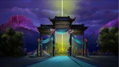 Spirit portal in the republic city