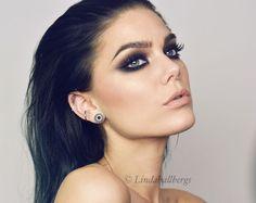NEW MAKE UP INSPIRATION by lindahallbergs #beauty