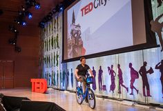 Act fast, start cheap, reimagine your city: Notes & quotes from TEDCity2.0