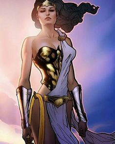 Name ¹woman vill or hero... that can put my bitch down WONDER WOMAN