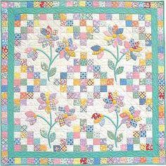 Oopsie Daisy Quilt Pattern