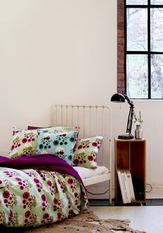 Brand new colours, now in our webshop - and we ship international :-) http://www.blafre.com/en/products/homeinterior/bedlinen