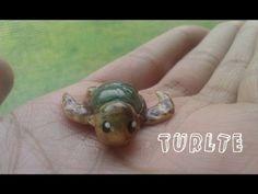 ♥Polymer Clay Sea Turtle Tutorial♥ - YouTube