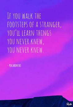 51 Best Pocahontas quotes images | Pocahontas quotes, Disney ...