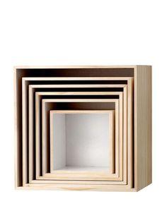 We love cubes ♥ Aufbewahrungsboxen zum Stellen, Stapeln, Hängen...
