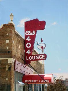 Club 404 Lounge...Denver, Colorado