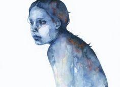 Ruggine Art Print by Agnes-cecile