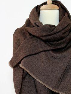 Men Wool Knit Stripe Long Neckwear Stitching Warm Scarf In Winter Color 10 B075ZVCSGR